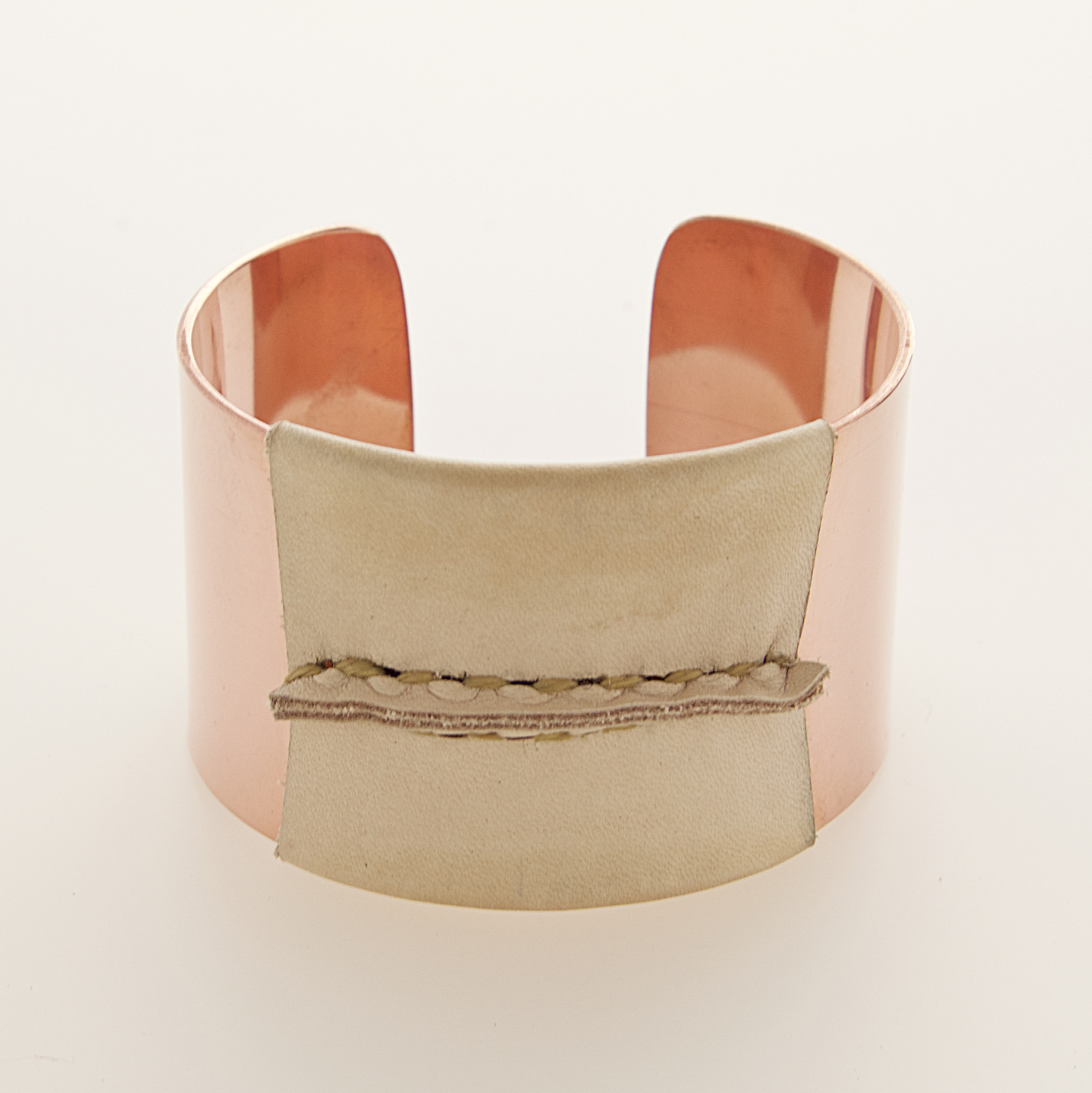 Copper Cuff Natural/Tan