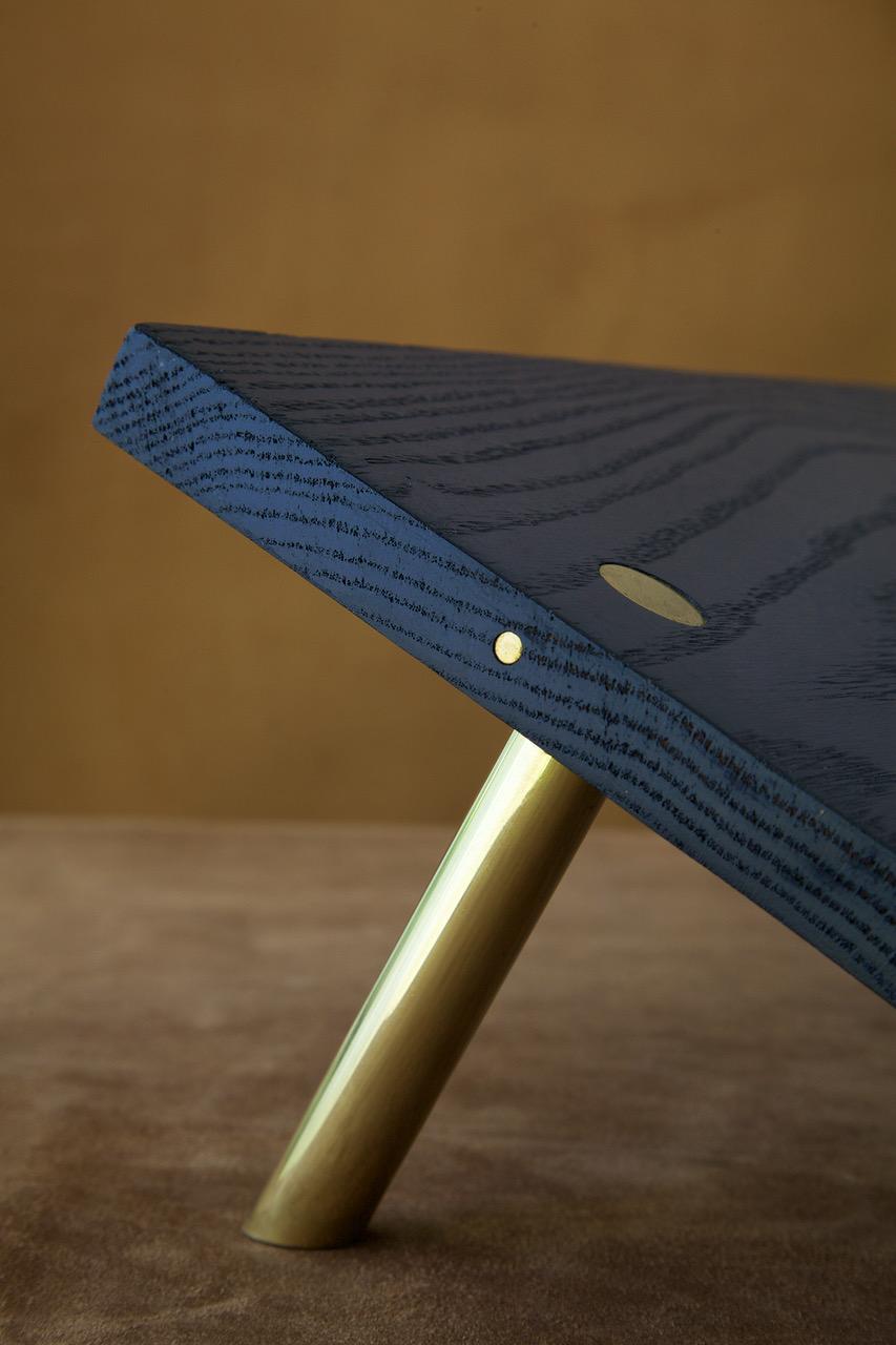 ebonite oak book stand
