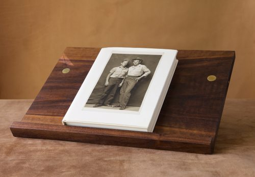 FSA Walnut book rest
